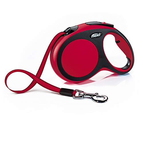 flexi New Comfort Leash, Red, 50 kg