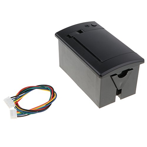 Almencla 58mm 701 Tragbarer Bill Embedded Thermodrucker Quittung RS232 / TTL Drucker