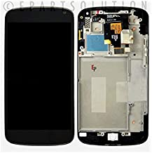ePartSolution_Replacement Part for LG Google Nexus 4 E960 LCD Display Touch Screen Digitizer Glass + Frame Assembly USA