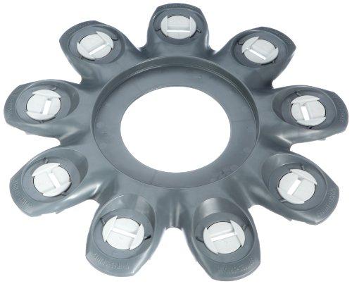 Spikes-Spider 1 Stützring gross für Compact Gr. 3 und 4, für 9 Arme