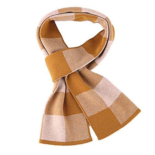 Sjaals De Nieuwe Herfst Moderne En Casual Winter In Europa En Amerika Plaid mannen Sjaals (Gift Package) Blauw