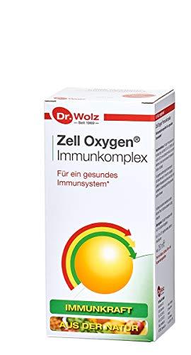 Zell Oxygen Immunkomplex | Immunkraft aus der Natur | In Studien geprüft | 250 ml