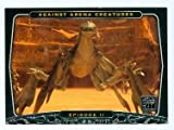 Jabba The Hut Arena Creature Acklay trading card 2007 Star Wars 30 Topps #60 Attack of the Clones