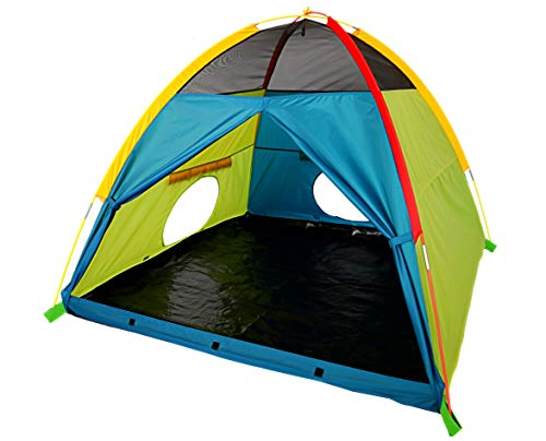NARMAY Play Tent Easy Fun Dome Tent for Kids Indoor / Outdoor Fun - 60 x 60 x 44 inch