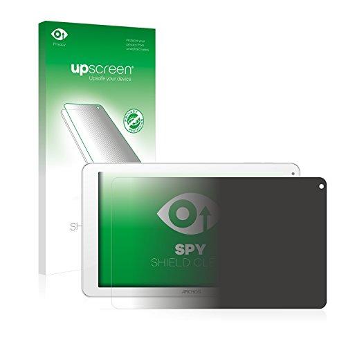 upscreen Anti-Spy Blickschutzfolie kompatibel mit Archos 101c Platinum Privacy Screen Sichtschutz Bildschirmschutz-Folie