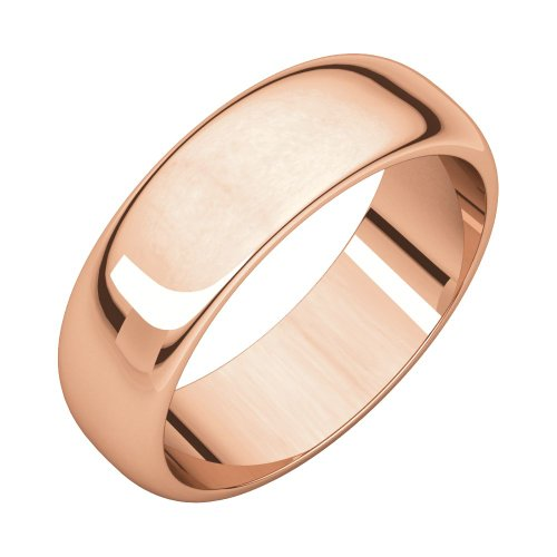 JewelryWeb Mujer Oro 14 Quilates (585) Oro Rosa 14CT
