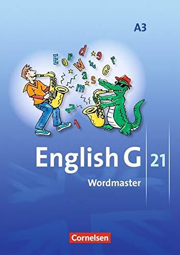 English G 21 A. 3. Wordmaster (English G 21 / Ausgabe A)