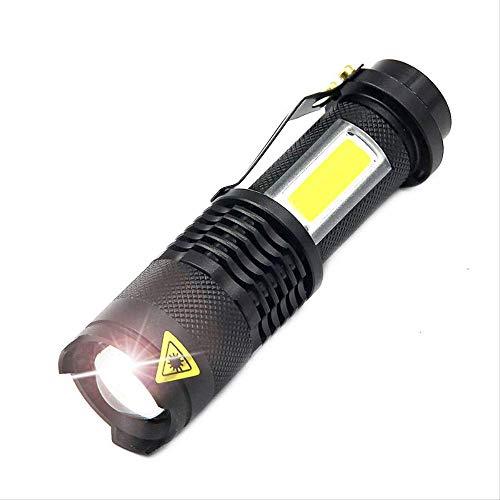 PMWLKJMini lampe de travail portative a mené la lanterne d'éclairage de vie de lampe-torche