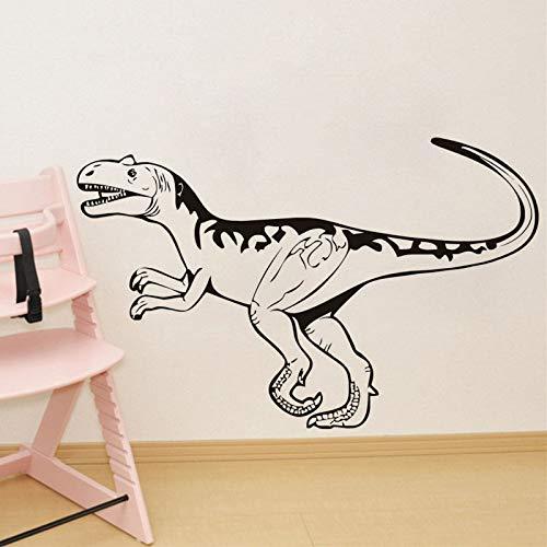 yaonuli Wandaufkleber Dinosaurier Aufkleber Vinyl Aufkleber Kinderzimmer Heimbedarf Heimtextilien 63X100cm