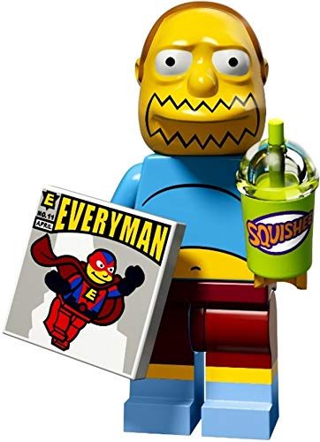 Lego Simpsons Series 2 Pick Your Figure 71009 (Comic Book Guy) by LEGO
