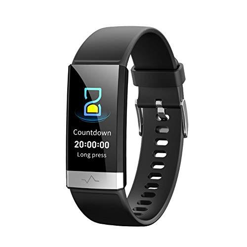 G-wukeer V19 EKG PPG Fitness Tracker HR, Aktivitätstracker Uhr, Wasserdichtes Smart Fitness Band Mit Schrittzähler, Kalorienzähler, Schrittzähler Uhr Für Kinder Frauen Und Männer Für Android IOS