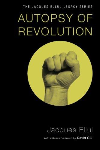 Autopsy of Revolution