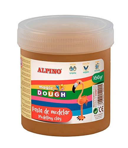 Pasta MODELAR Alpino Magic Dough 160 gr Marron