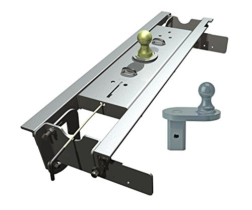 Best Buy! B&W Trailer Hitches 1108 Gooseneck Hitch With 4085 Extender For Short Bed Ford SuperDuty -...