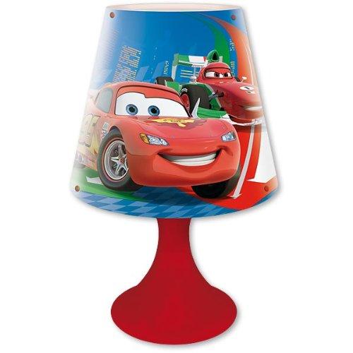 Tischlampe Cars 2