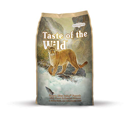 Taste of the Wild Feline Canyon River Trucha - 7000 gr