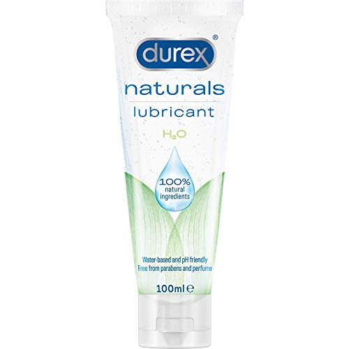 Durex Naturals Intimate Gel, 100 ml – det naturliga glidmedlet