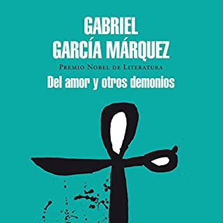 Del amor y otros demonios [Love and Other Demons] Titelbild