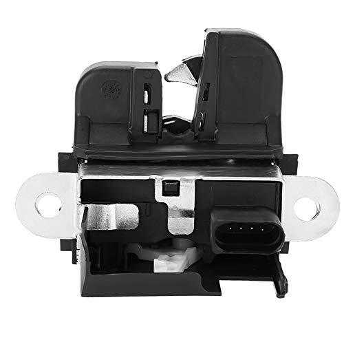 Duokon ABS Material Car Tailgate Lock Latch, Car Rear Trunk Boot Tailgate Lock Latch 5M0827505E para VW GOLF MK5 GTI PASSAT