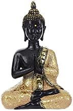 ZGPTX Thai Resin Buddha Statue Ornaments Southeast Asian Style Home Decoration Indian Buddhism Sleeping Buddha Ornaments
