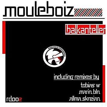 Balkanteller