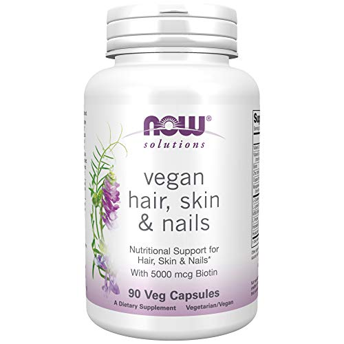 Best vegan hair and nail vitamins