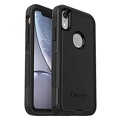 OtterBox Commuter Series Case for iPhone XR – Retail Packaging – Black