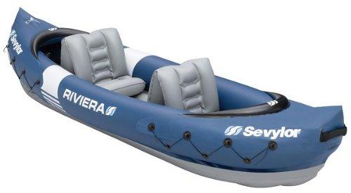 Sevylor Riviera Kayak gonflable 2 places