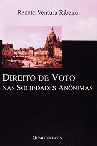 Direito de Voto nas Sociedades Anônimas