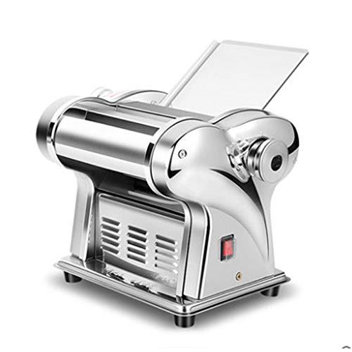 YHANX Macchina for La Pasta E caffè, Multi-Funzione in Acciaio Inox Elettrodomestici Completamente Automatico Piccolo Tagliapasta Macchina for Spaghetti Freschi E Lasagna (Color : Two Knives)