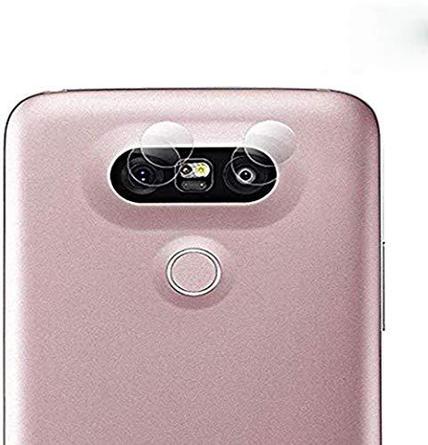 HongMan Cristal Templado para Lente Cámara de LG G5, Ultra Fino Protector...