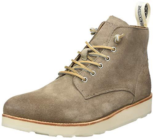 Blackstone Herren OM53 Klassische Stiefel, Grau (Shiitake Shii), 45 EU