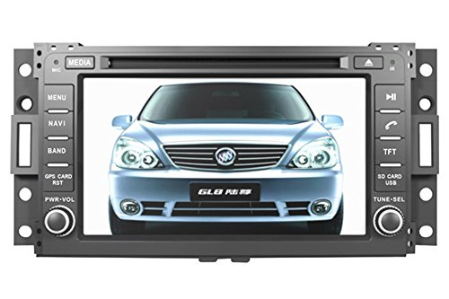 Generic7 Inch Auto Dvd Player For Buick Gl8 2000 2001 2002 2003 2004
