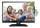 Lenco TV Led Dvl-1662Bk HD 16' Dvb-T Color Negro