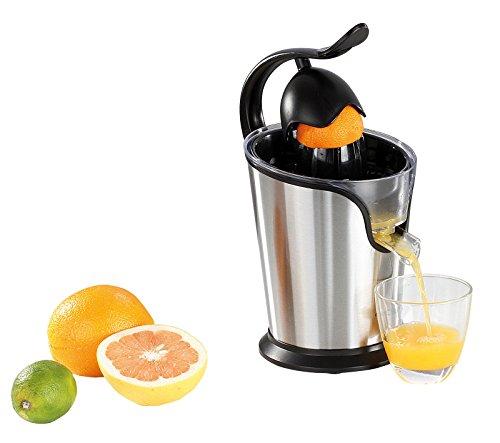 Exprimidor Automatico Zumos Frutas Acero Inoxidable 2 Conos Intercambiables 6061