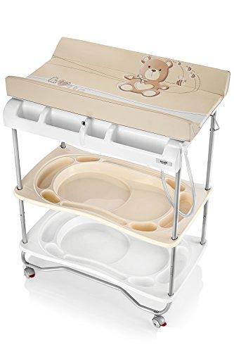 Brevi Atlantis baby bad en dressoir (mijn kleine beer)