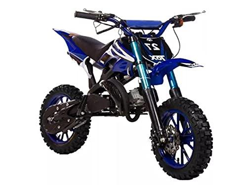 Mini moto Cross - DSRshop (AZUL)