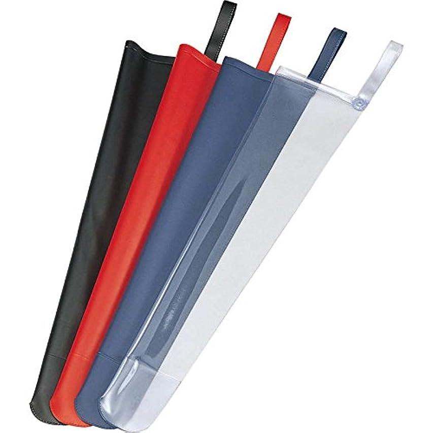 政策ジョージスティーブンソンたっぷりかさ袋ハンガー用 かさ袋 (小) (カラー) 【UB-1】ブラック [えいむ かさ 傘 ハンガー 立て かさ立て]