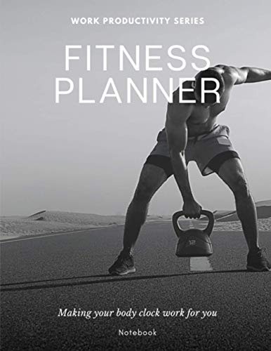 Fitness Planner Log Book/Notebook: Fitness Planner Workout Log, Workout Exercise Notebook, fitness tracker, MAKE IT HAPPEN GIRL&SHOCK EVERYONE, ... women, Girls, Gifts (120 pages, 8.5x11 in) 03