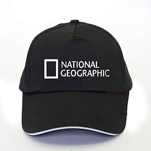 Casquette de Baseball Fashion National Geographic Discovery Adventure Comedy Casquette de Baseball pour Hommes Summer Outdoor Adventure Assault Cap