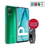 HUAWEI P40 Lite - Smartphone con pantalla de 6.4' FullView (Kirin 810, 6 GB de RAM,128 GB...