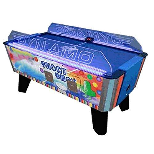 Dynamo Air Hockey Table - Short Shot
