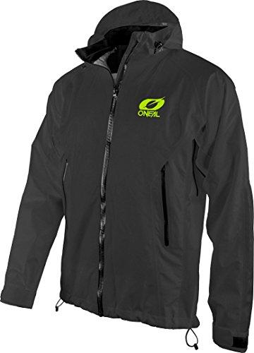 O'NEAL Tsunami Rain Jacket Fahrrad Regenjacke schwarz 2020 Oneal: Größe: XL (56/58)