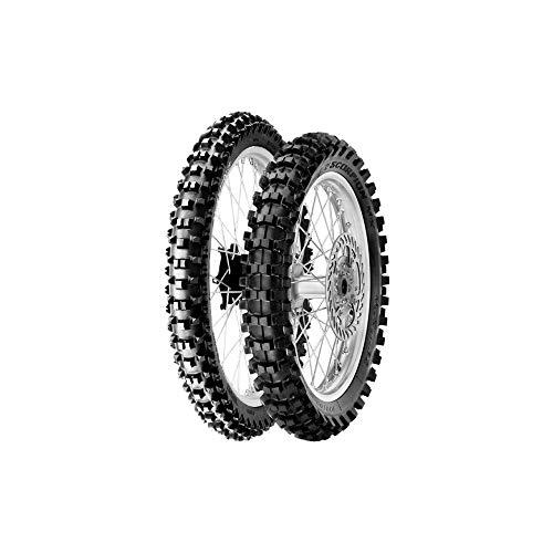 Pirelli 74891 Neumático Scorpion Xc Mid Soft 80/100 -21 51R para Moto, Verano
