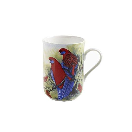 Maxwell & Williams PBD060 Birds of Australia - Taza en Caja Regalo, diseño de pájaro