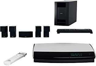 Bose Lifestyle (R) 35 Series IV DVD Black Home Entertainment System