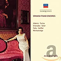 Various: Spanish Piano Encores