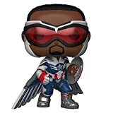 Funko POP! The Falcon and The Winter Soldier # 819 - Captain America [Action Pose] Exclusive