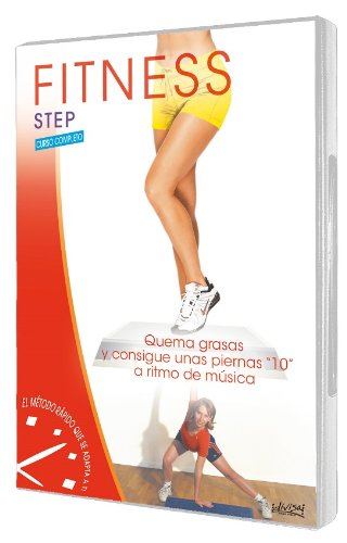Fitness: Step, Curso Completo [DVD]