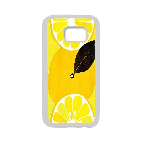 Sabcase Oranges Samsung Galaxy S7 Case, Oranges Personalized Hard Back Cover for Samsung Galaxy S7